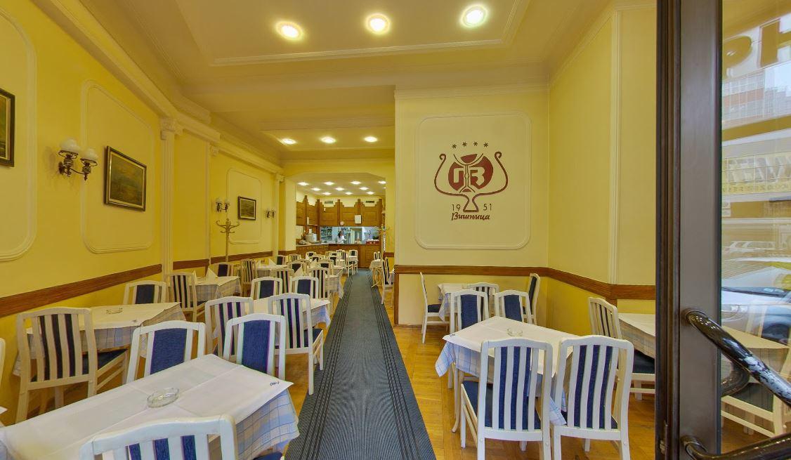 Restoran Mornar