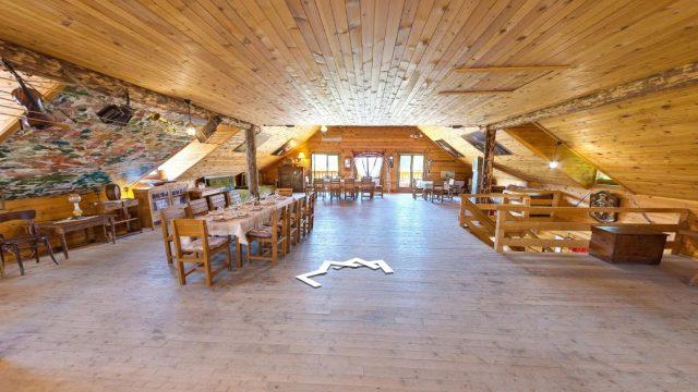 Restoran Bungalows Drevna