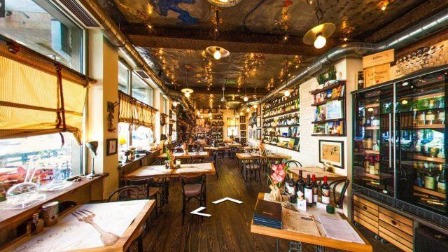 Restoran Project 72 Wine & Deli